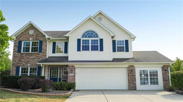 575 Hummingbird Lane, Whiteland, IN 46184 (MLS #21739190) :: Mike Price Realty Team - RE/MAX Centerstone