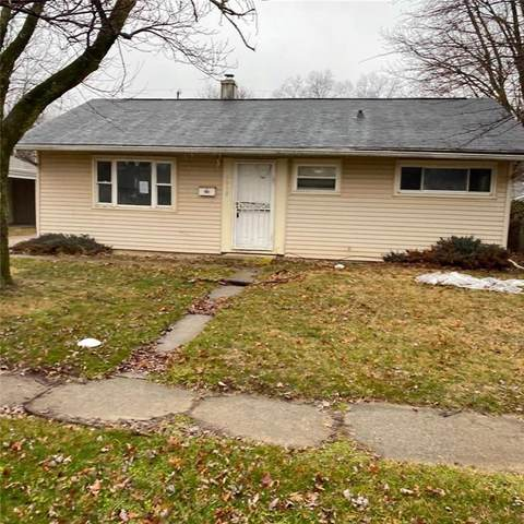 2618 Horton Drive, Anderson, IN 46011 (MLS #21739194) :: The Evelo Team