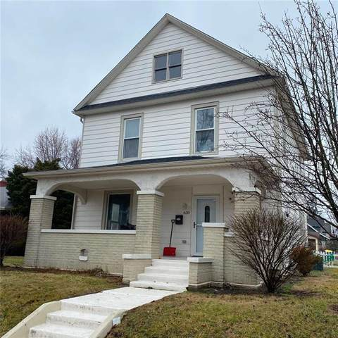 630 S Madison Avenue, Anderson, IN 46016 (MLS #21739197) :: Heard Real Estate Team | eXp Realty, LLC