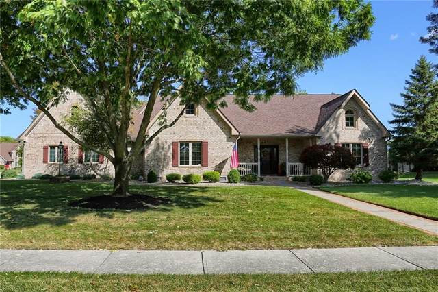 1104 Grayson Drive, Greenfield, IN 46140 (MLS #21739204) :: Anthony Robinson & AMR Real Estate Group LLC