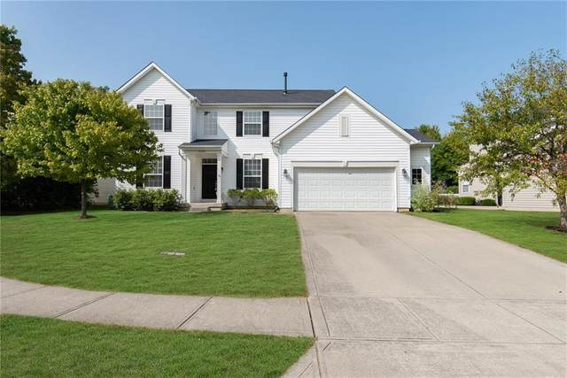 14326 Leland Muse, Fishers, IN 46038 (MLS #21739207) :: Mike Price Realty Team - RE/MAX Centerstone