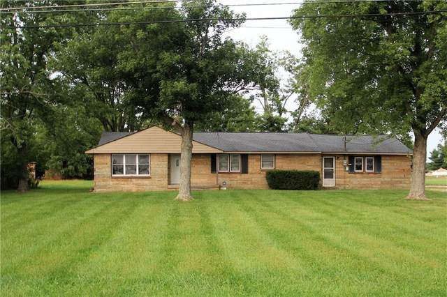 8050 N Michigan Road, Fountaintown, IN 46130 (MLS #21739213) :: Mike Price Realty Team - RE/MAX Centerstone