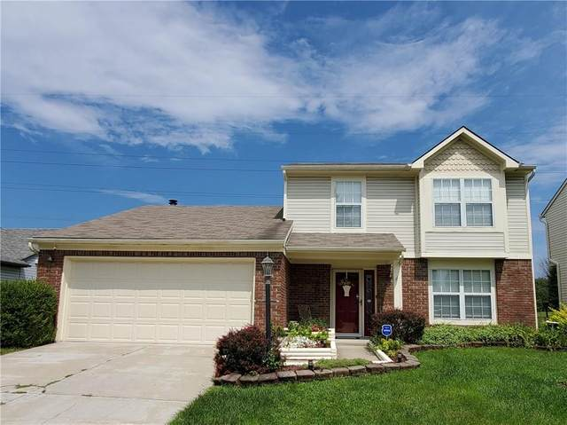 11308 Lynchburg Way, Indianapolis, IN 46229 (MLS #21739221) :: Dean Wagner Realtors