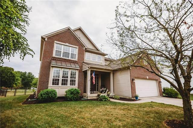 5413 Gainesway Drive, Greenwood, IN 46142 (MLS #21739238) :: Mike Price Realty Team - RE/MAX Centerstone