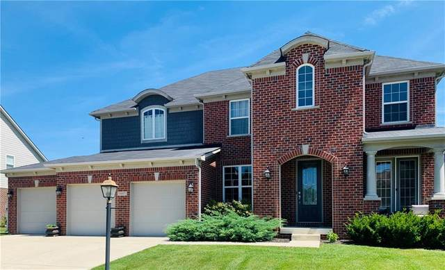 9885 Copper Saddle Bend, Fishers, IN 46040 (MLS #21739243) :: The ORR Home Selling Team
