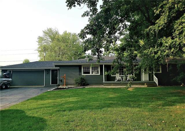 221 E Sherron Street, Sweetser, IN 46987 (MLS #21739249) :: Richwine Elite Group