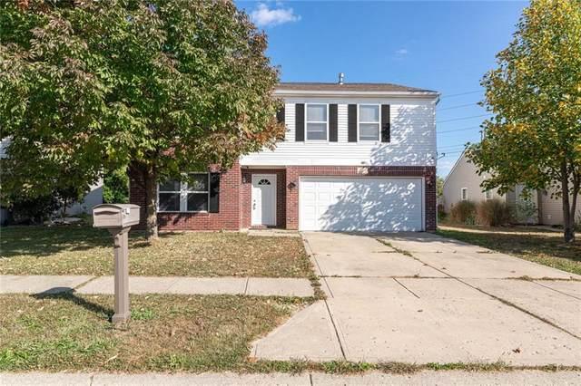 3319 Capsella Lane, Indianapolis, IN 46203 (MLS #21739250) :: Heard Real Estate Team | eXp Realty, LLC