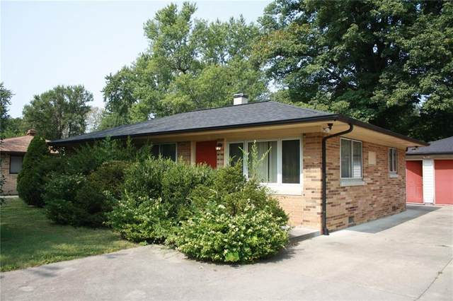 6632 W 13th Street, Indianapolis, IN 46214 (MLS #21739259) :: Anthony Robinson & AMR Real Estate Group LLC