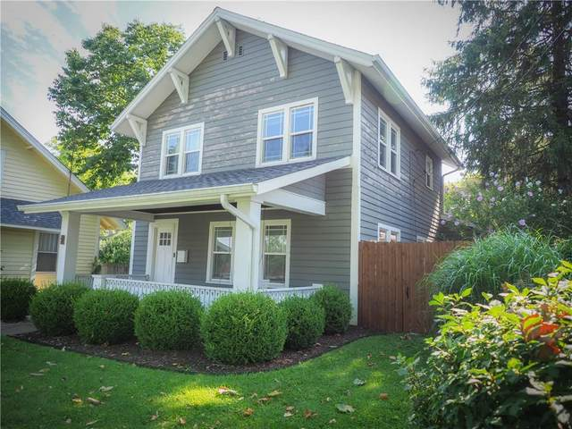 9 S Bloomington Street, Greencastle, IN 46135 (MLS #21739266) :: Anthony Robinson & AMR Real Estate Group LLC