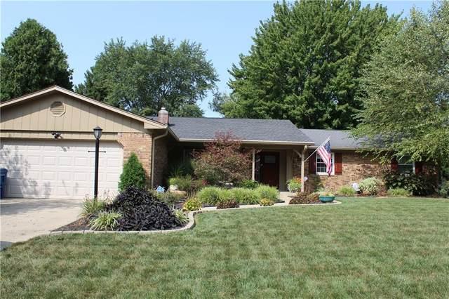 808 Gettysburg Court, Indianapolis, IN 46217 (MLS #21739269) :: Heard Real Estate Team | eXp Realty, LLC