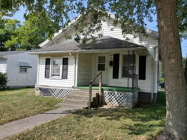 803 S 22nd Street, New Castle, IN 47362 (MLS #21739274) :: Anthony Robinson & AMR Real Estate Group LLC