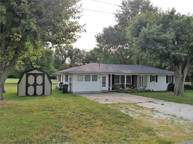 296 S Poplar Street, Westport, IN 47283 (MLS #21739298) :: The Indy Property Source