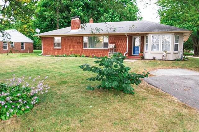 142 S Scatterfield Road, Anderson, IN 46012 (MLS #21739311) :: Anthony Robinson & AMR Real Estate Group LLC