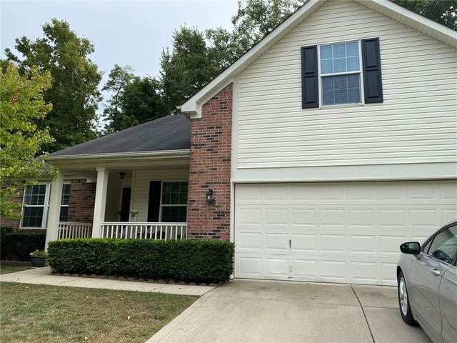 6135 Maple Branch Place, Indianapolis, IN 46221 (MLS #21739316) :: Anthony Robinson & AMR Real Estate Group LLC