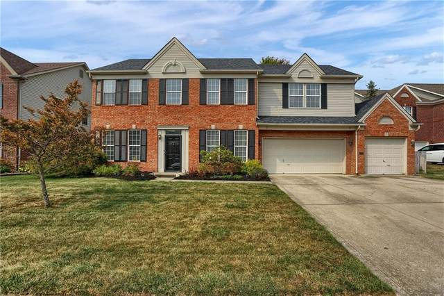 9668 Avenel Court, Carmel, IN 46032 (MLS #21739322) :: Anthony Robinson & AMR Real Estate Group LLC