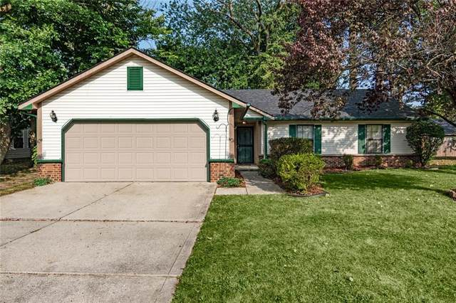 4423 Robertson Boulevard, Indianapolis, IN 46228 (MLS #21739327) :: Mike Price Realty Team - RE/MAX Centerstone