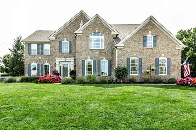 14106 Welford Way, Carmel, IN 46032 (MLS #21739331) :: Anthony Robinson & AMR Real Estate Group LLC