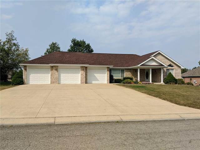 6377 S Cabriolet Way, Pendleton, IN 46064 (MLS #21739352) :: Anthony Robinson & AMR Real Estate Group LLC