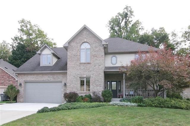 4751 Moss Lane, Indianapolis, IN 46237 (MLS #21739353) :: Dean Wagner Realtors