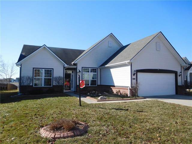 7861 Yarmouth Way, Indianapolis, IN 46239 (MLS #21739360) :: Mike Price Realty Team - RE/MAX Centerstone