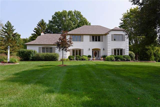 14141 Woodfield Circle, Carmel, IN 46033 (MLS #21739365) :: Anthony Robinson & AMR Real Estate Group LLC