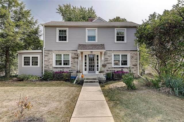 6281 Central Avenue, Indianapolis, IN 46220 (MLS #21739388) :: AR/haus Group Realty