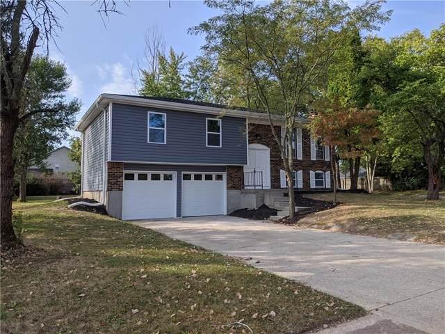 1301 W Stillwater Lane, Greenwood, IN 46142 (MLS #21739404) :: Richwine Elite Group