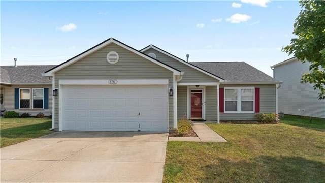 3341 Summer Breeze Lane, Indianapolis, IN 46239 (MLS #21739409) :: The Evelo Team
