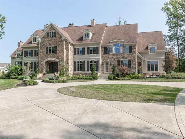 3553 Sugar Pine Lane, Zionsville, IN 46077 (MLS #21739421) :: Richwine Elite Group