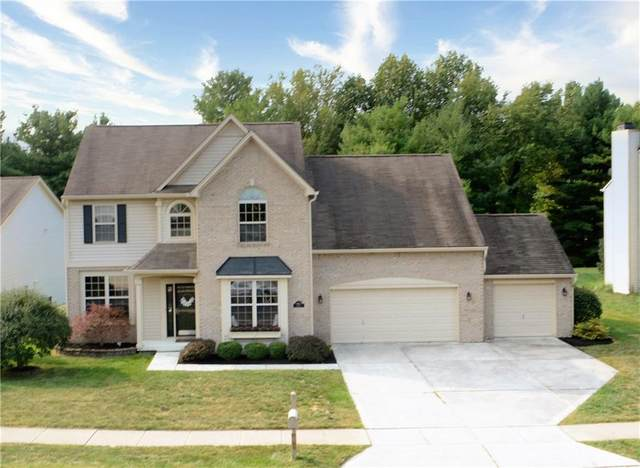 9963 Deering Street, Fishers, IN 46037 (MLS #21739424) :: Anthony Robinson & AMR Real Estate Group LLC