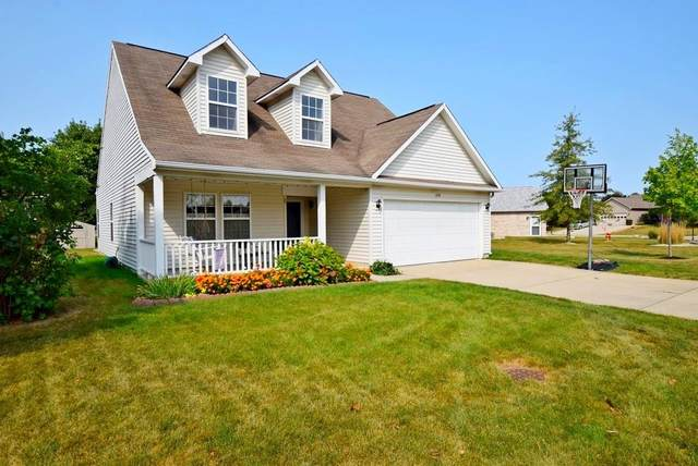 329 Dogwood Drive, Pendleton, IN 46064 (MLS #21739432) :: Richwine Elite Group