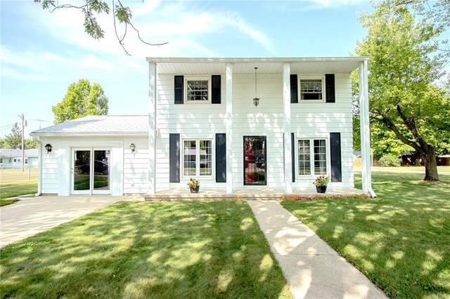 810 Grant Street, Frankton, IN 46044 (MLS #21739446) :: Richwine Elite Group