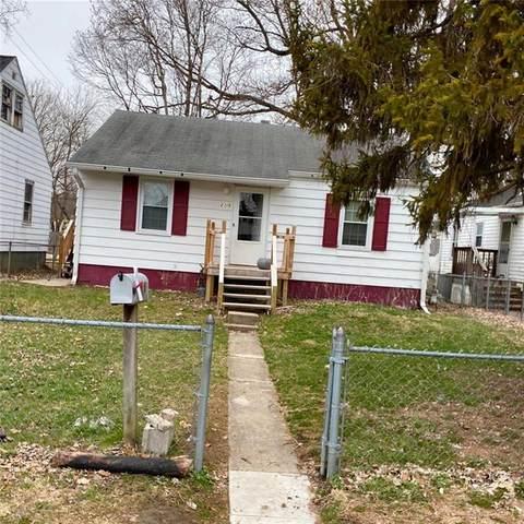 2315 S Ebright Street, Muncie, IN 47302 (MLS #21739458) :: Heard Real Estate Team   eXp Realty, LLC
