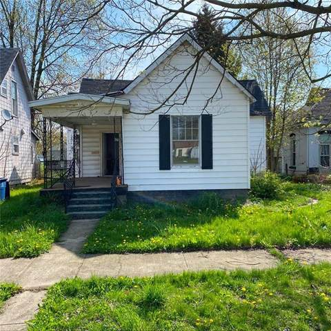 3637 S Nebraska Street, Marion, IN 46953 (MLS #21739460) :: Ferris Property Group