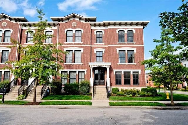 12816 Ashworth Street, Carmel, IN 46032 (MLS #21739464) :: Anthony Robinson & AMR Real Estate Group LLC