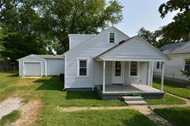 3231 S Rybolt Avenue, Indianapolis, IN 46221 (MLS #21739467) :: AR/haus Group Realty