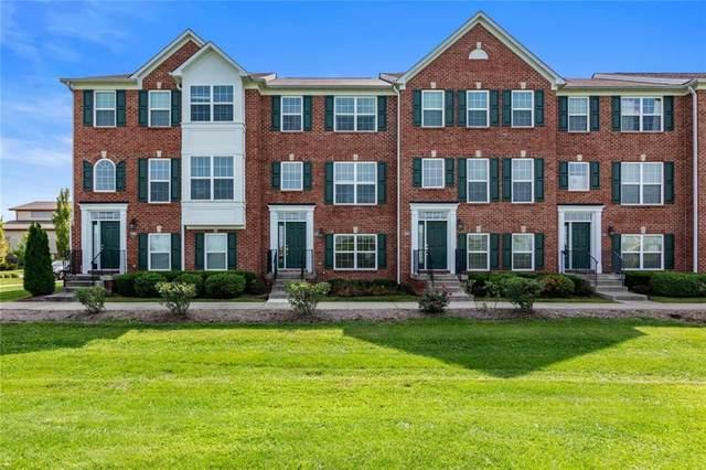3458 Golden Gate Drive N, Carmel, IN 46074 (MLS #21739468) :: Heard Real Estate Team   eXp Realty, LLC