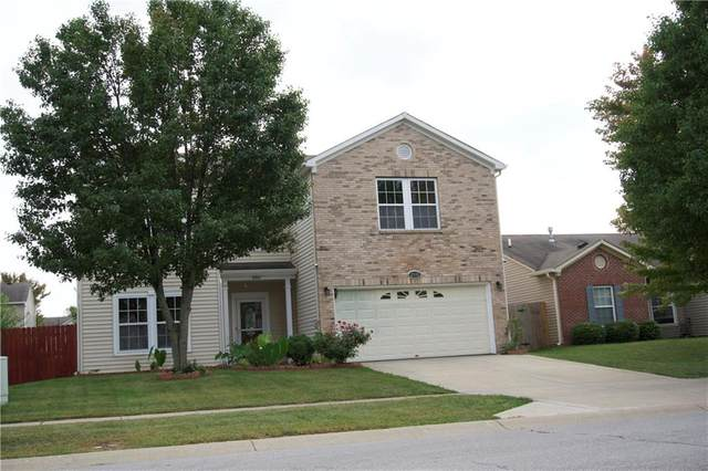 2911 Sentiment Lane, Greenwood, IN 46143 (MLS #21739473) :: Anthony Robinson & AMR Real Estate Group LLC