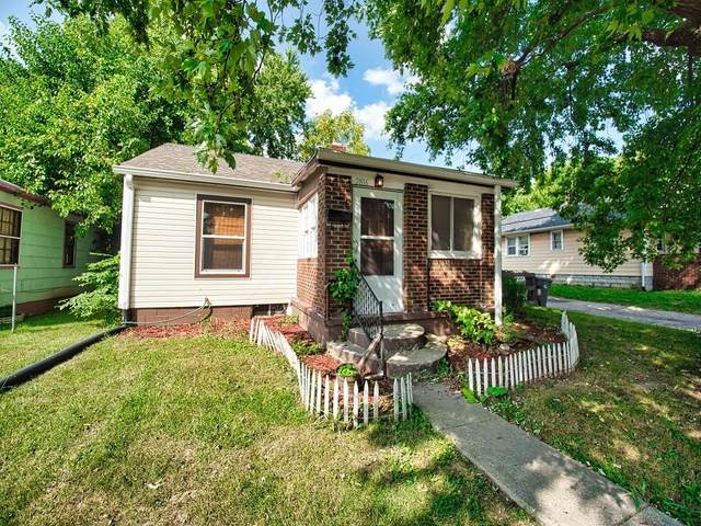 2816 E 18th Street, Indianapolis, IN 46218 (MLS #21739482) :: Heard Real Estate Team | eXp Realty, LLC