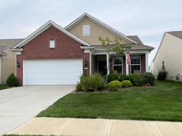 16062 Lambrusco Way, Fishers, IN 46037 (MLS #21739484) :: AR/haus Group Realty