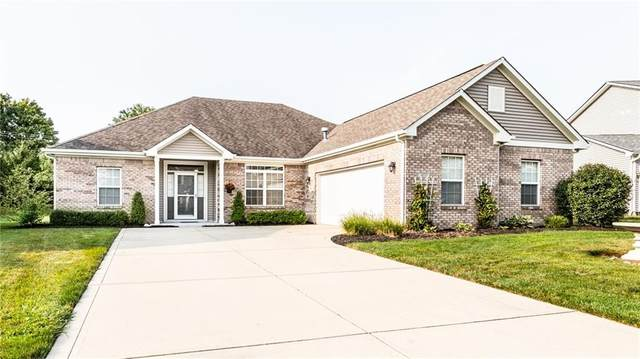 4533 Everest Drive, Westfield, IN 46062 (MLS #21739489) :: Anthony Robinson & AMR Real Estate Group LLC