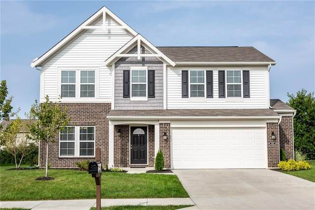 8660 Fawn Way, Mccordsville, IN 46055 (MLS #21739490) :: Mike Price Realty Team - RE/MAX Centerstone