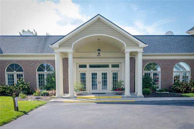 7601 Newport Bay Drive #220, Indianapolis, IN 46240 (MLS #21739511) :: Richwine Elite Group