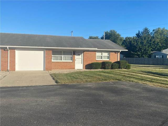 2517 Kimberly Court, Anderson, IN 46012 (MLS #21739512) :: The Evelo Team