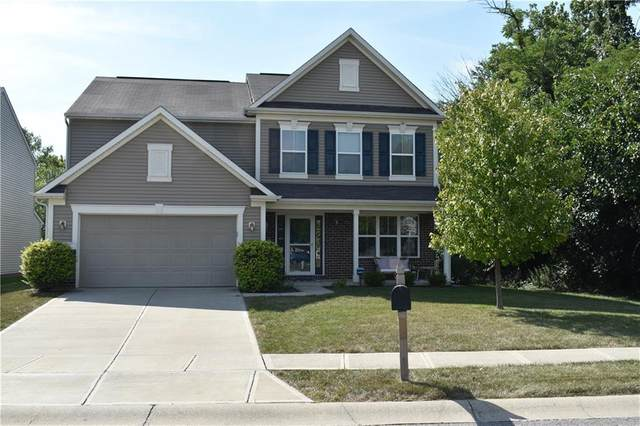 5854 Blair Place, Indianapolis, IN 46254 (MLS #21739519) :: Mike Price Realty Team - RE/MAX Centerstone