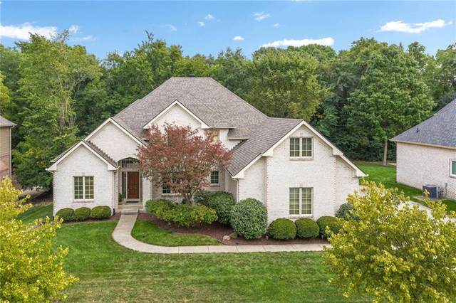 10163 Muirfield Trace, Fishers, IN 46037 (MLS #21739532) :: Mike Price Realty Team - RE/MAX Centerstone