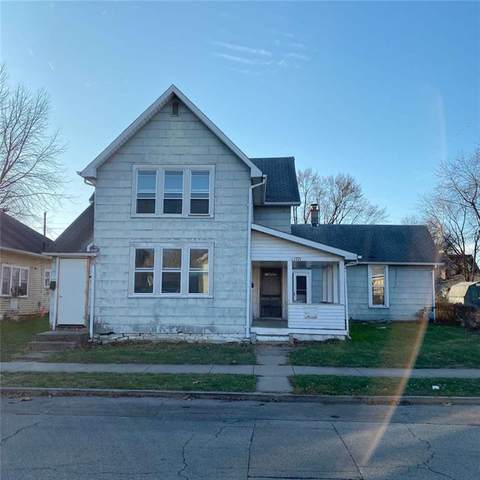 1721 Fletcher Street, Anderson, IN 46016 (MLS #21739545) :: Mike Price Realty Team - RE/MAX Centerstone