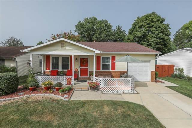 3302 Remington Drive, Indianapolis, IN 46227 (MLS #21739559) :: Heard Real Estate Team | eXp Realty, LLC