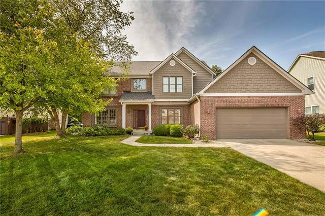 11248 Becketts Court, Fishers, IN 46037 (MLS #21739565) :: Anthony Robinson & AMR Real Estate Group LLC