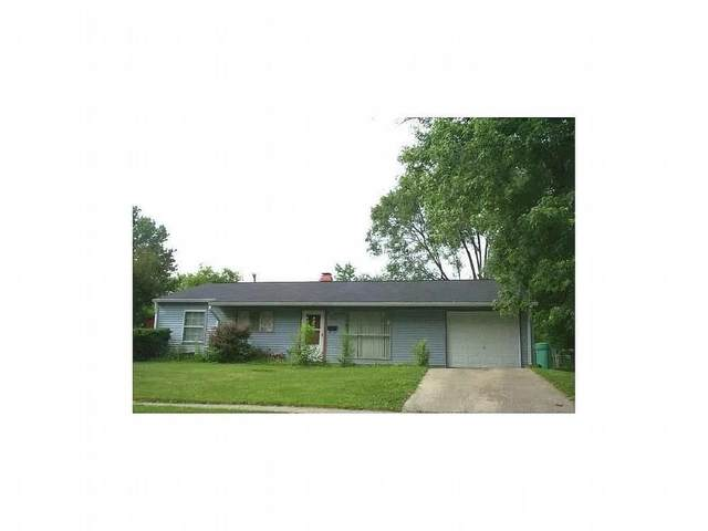 8321 E 36th Place, Indianapolis, IN 46226 (MLS #21739569) :: Mike Price Realty Team - RE/MAX Centerstone